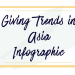 Giving Trens in Asia Infographic