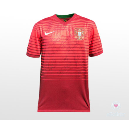 Portugal National Team Shirt